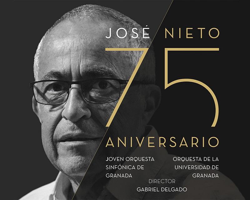 Actividades y concierto 75 Aniversario de José Nieto