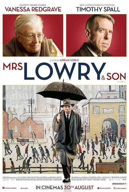Stephen Warbeck en Mrs. Lowry and Son
