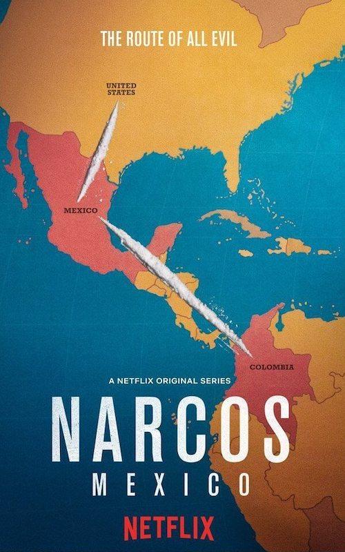 Kevin Kiner en la cuarta temporada de Narcos