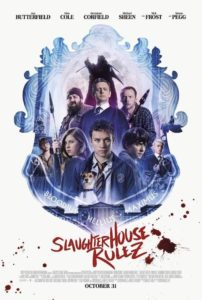 Póster Slaughterhouse Rulez