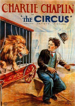 Proyección y concierto de El circo en Gijón