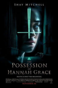 Póster The Possession of Hannah Grace