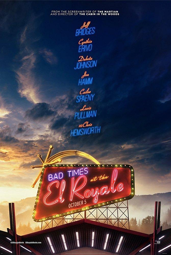 Michael Giacchino en Bad Times at the El Royale