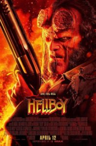 Póster Hellboy