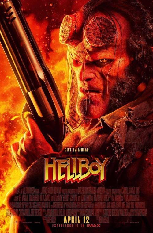 Benjamin Wallfisch en Hellboy: Rise of the Blood Queen