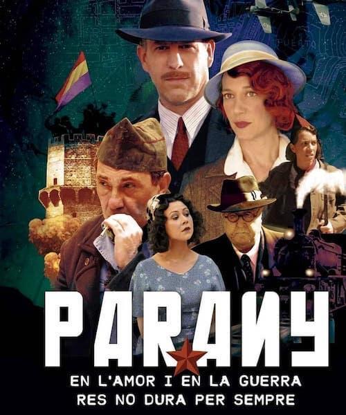 Josué Vergara en Parany