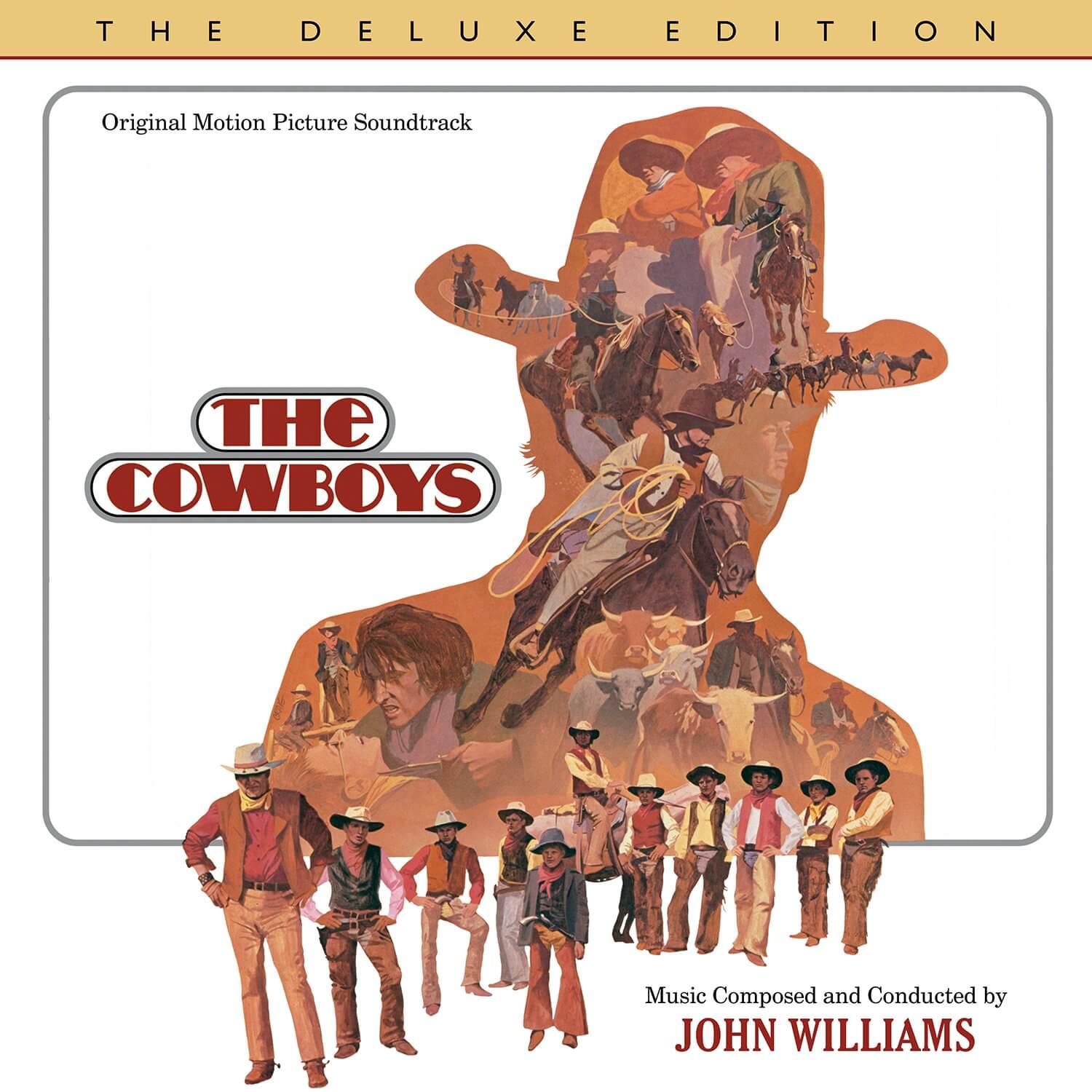 The Cowboys, Detalles del álbum