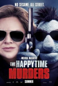 Póster The Happytime Murders