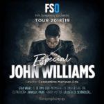 FSO Tour 2018/19: Especial John Williams en Gijón