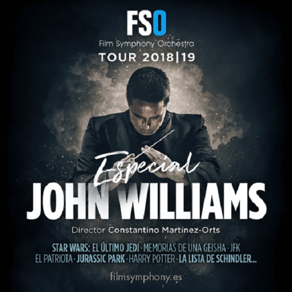 FSO Tour 2018/19: Especial John Williams en Gijón