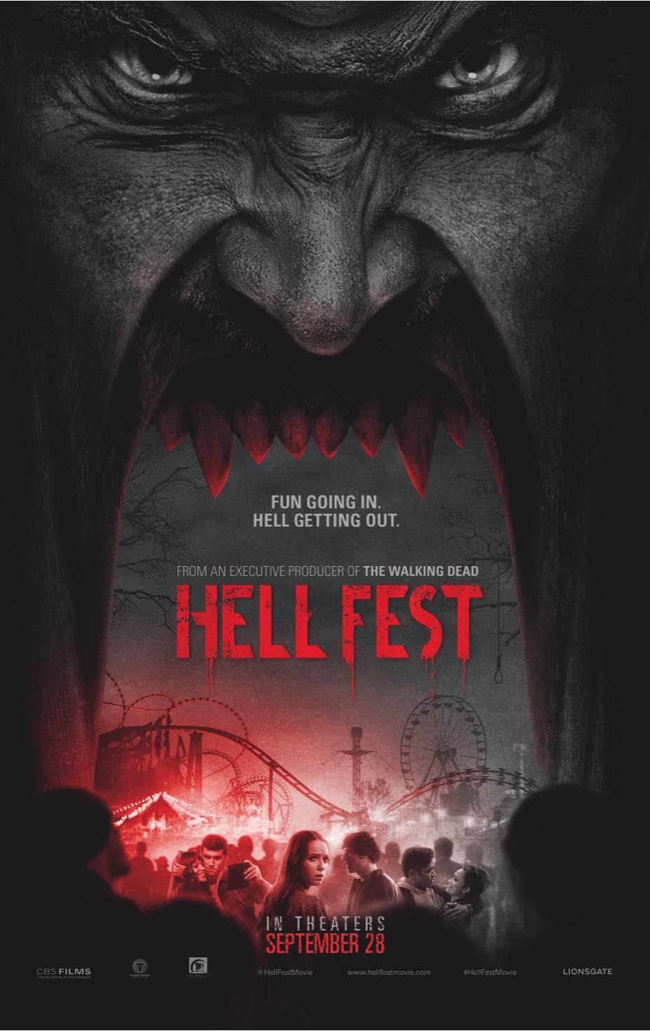 Bear McCreary en Hell Fest