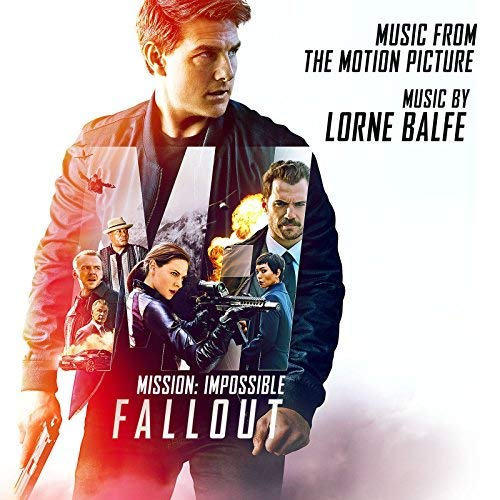 Mission: Impossible – Fallout, Detalles del álbum