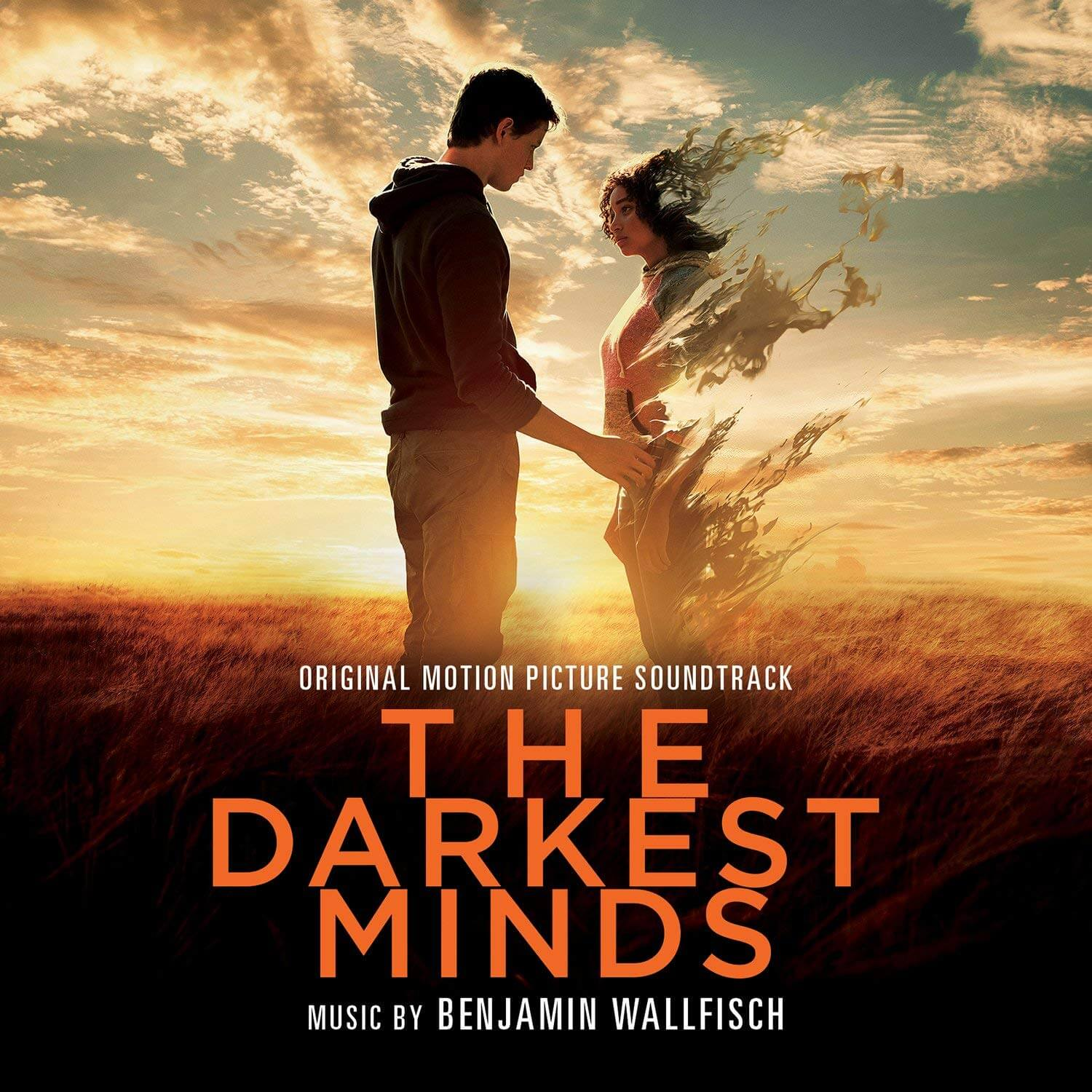 The Darkest Minds, Detalles del álbum