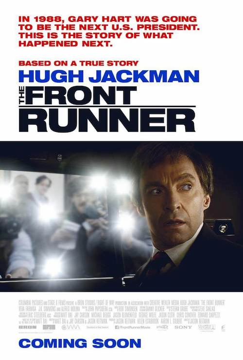 Rob Simonsen en The Front Runner