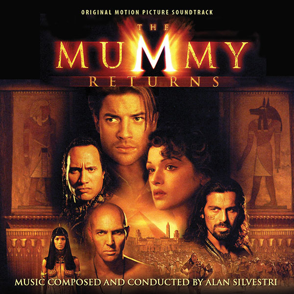 The Mummy Returns (2CD), Detalles del álbum
