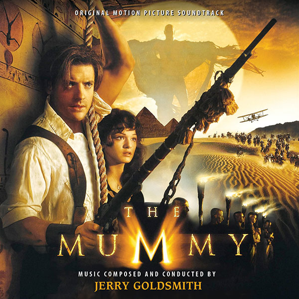 The Mummy (2CD), Detalles del álbum