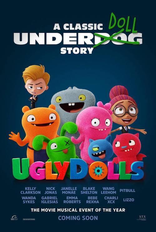 Christopher Lennertz en UglyDolls