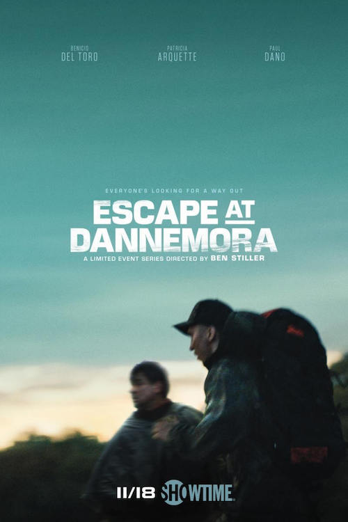 Edward Shearmur en Escape at Dannemora