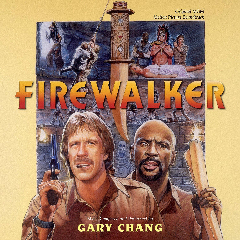 Firewalker, Gary Chang en Varèse