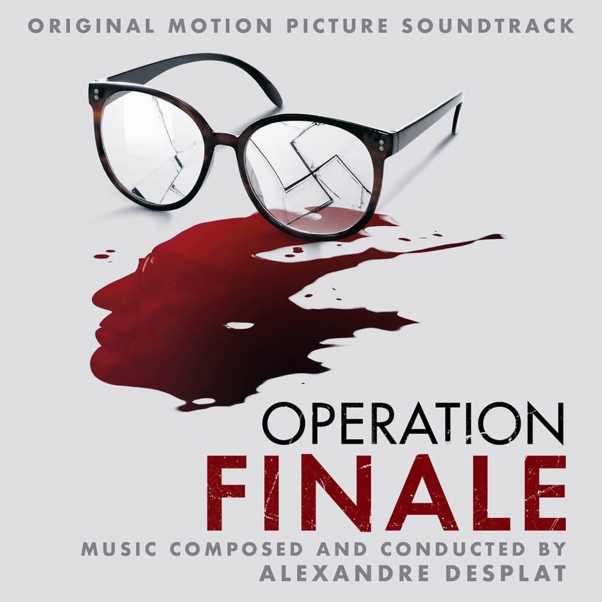 Operation Finale, Detalles del álbum
