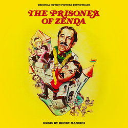The Prisioner of Zenda , Mancini en La-La Land Records