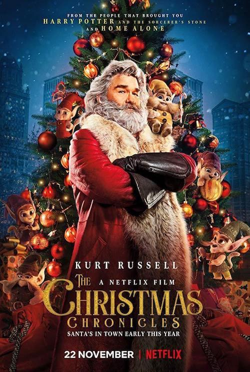 Christophe Beck en The Christmas Chronicles