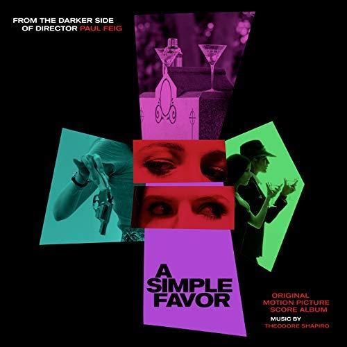 A Simple Favor, Detalles del álbum