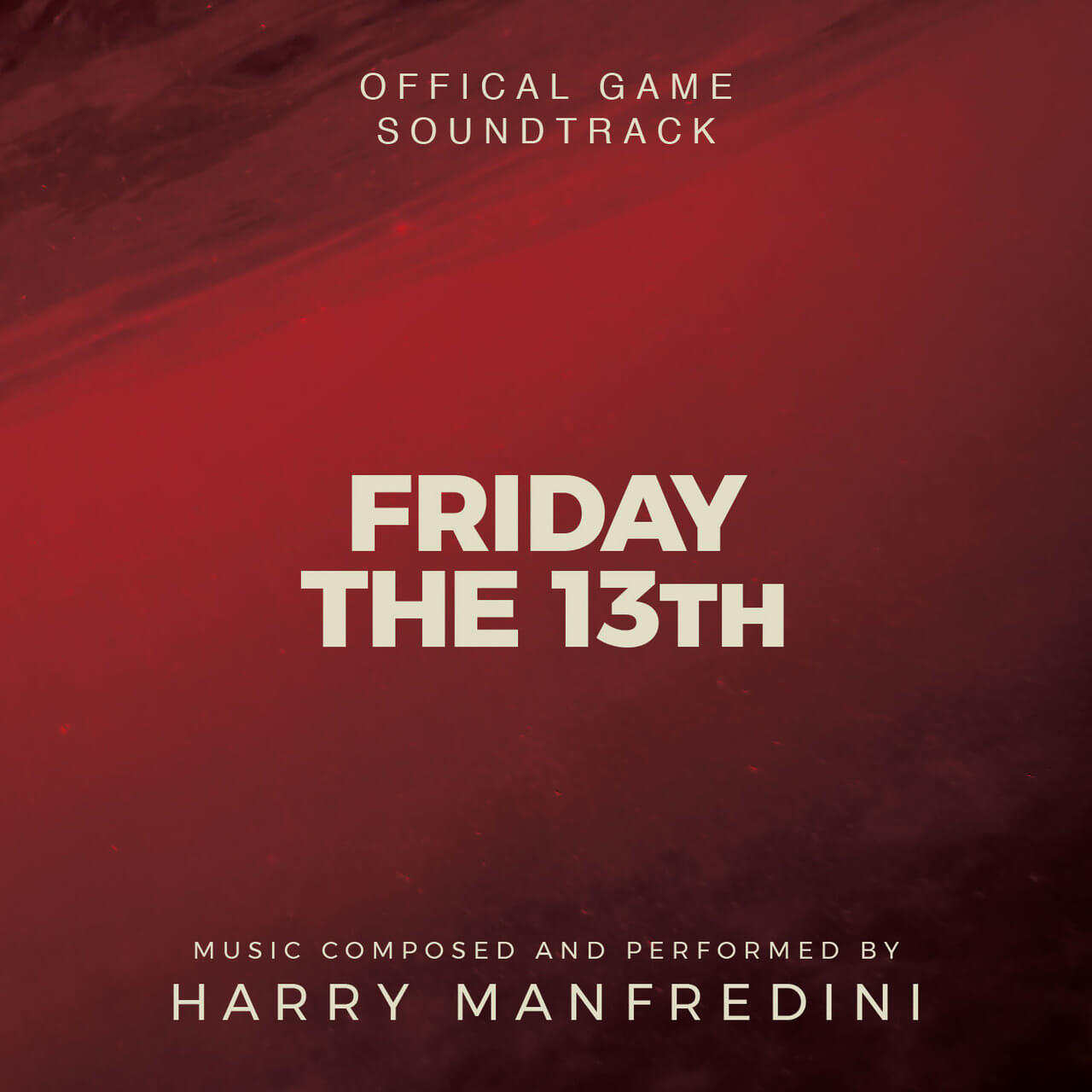 Friday the 13th: The Game, Detalles del álbum