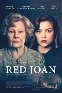 Póster Red Joan