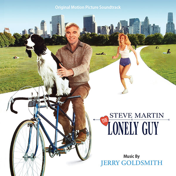 The Lonely Guy, Jerry Goldsmith en Intrada
