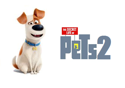 Alexandre Desplat en The Secret Life of Pets 2