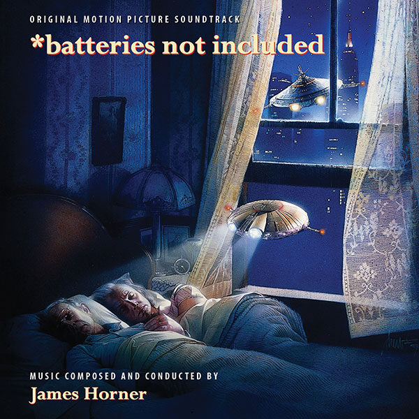 *batteries not included, Detalles del álbum