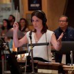 Ana Kasrashvili ganadora de la 2.ª edición del Premio Internacional de Bandas Sonoras