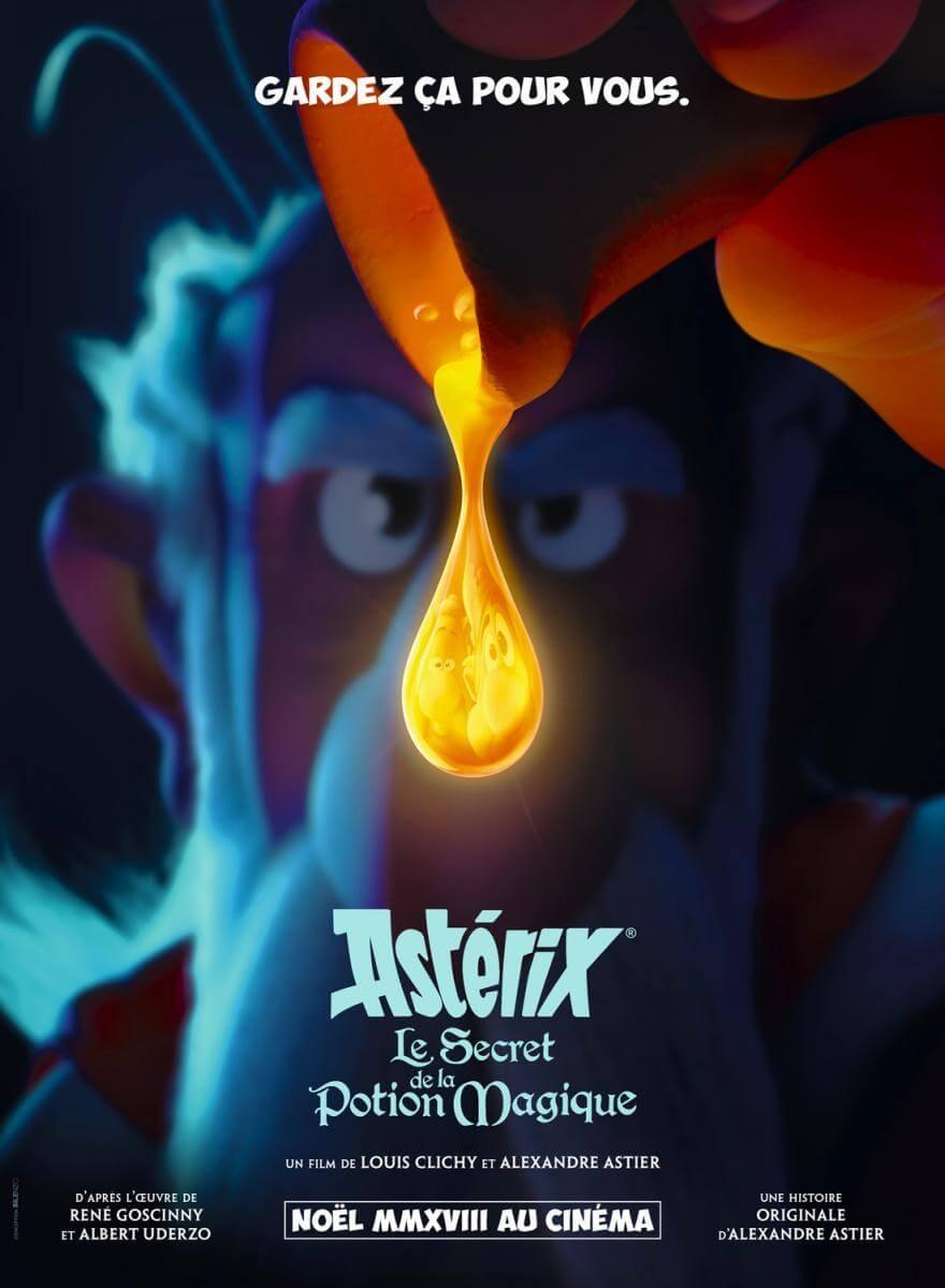 Philippe Rombi en Astérix: Le secret de la potion magique