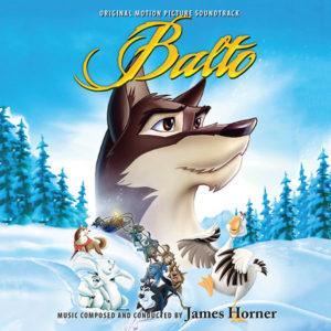Carátula BSO Balto - James Horner