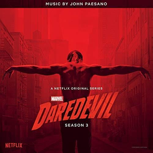 Se edita la banda sonora de Daredevil: Season 3