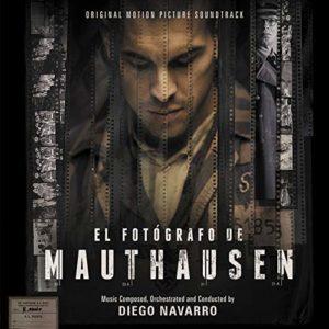 Carátula BSO El Fotógrafo de Mathausen - Diego Navarro