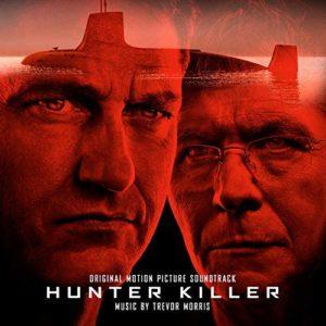 Carátula BSO Hunter Killer - Trevor Morris