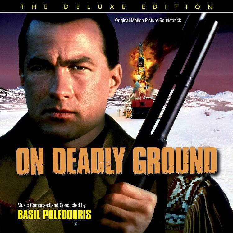 Varèse Sarabande edita la banda sonora de On Deadly Ground