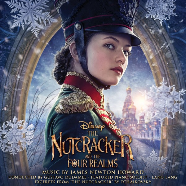 Walt Disney Records editará The Nutcracker and the Four Realms