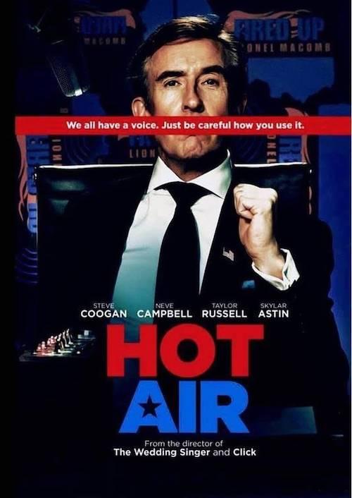 Rupert Gregson-Williams en Hot Air