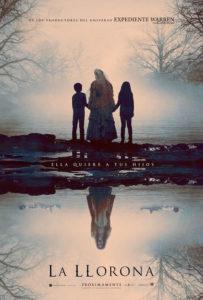 Poster The Curse Of La Llorona