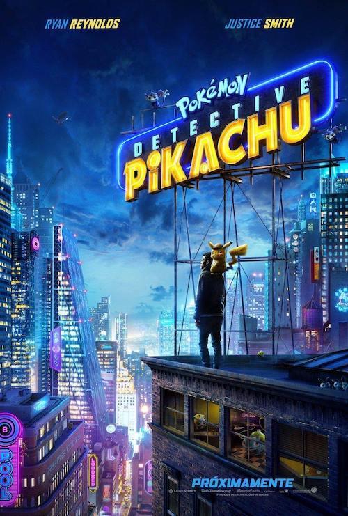 Henry Jackman para la banda sonora Pokémon: Detective Pikachu