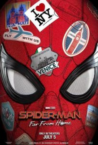 Póster Spider-Man: Far From Home