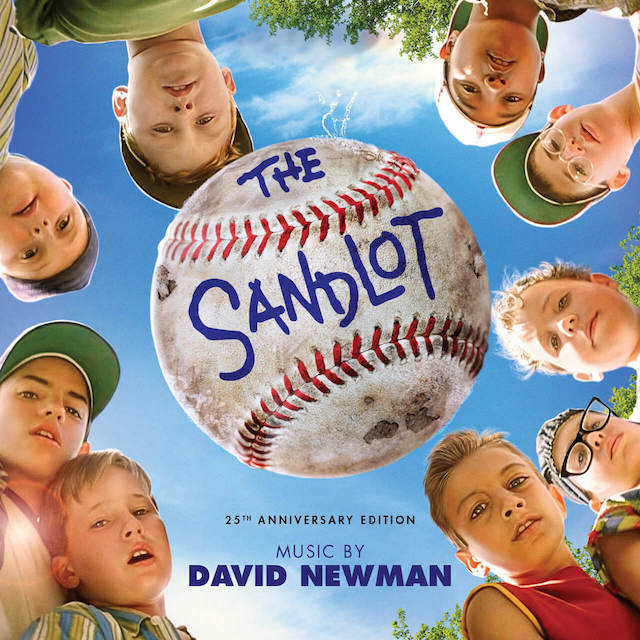 The Sandlot, Detalles del álbum