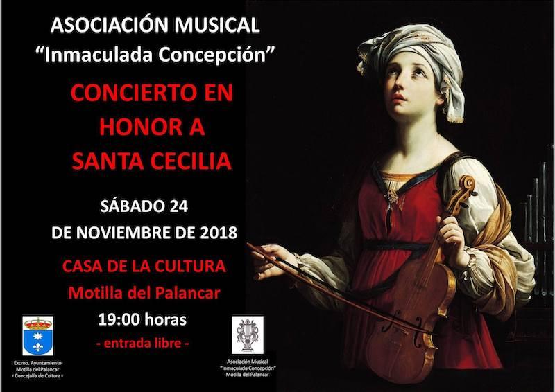 Concierto de la Asociación Musical Inmaculada Concepción