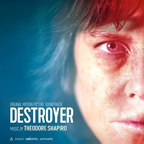 Lakeshore Records edita la banda sonora Destroyer