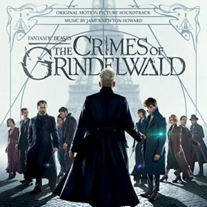 Carátula BSO Fantastic Beasts- The Crimes Of Grindelwald - James Newton Howard