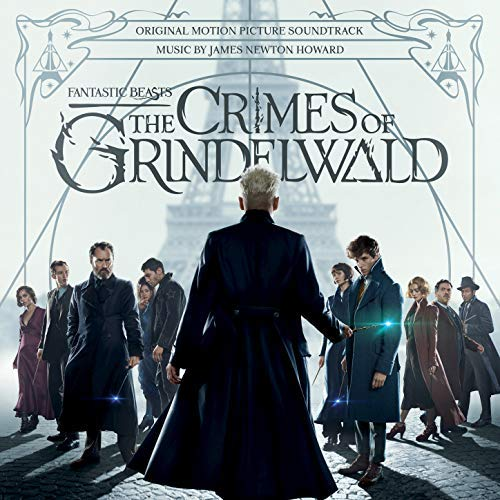Se edita la banda sonora Fantastic Beasts: The Crimes of Grindelwald