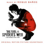 Carátula BSO Girl In The Spiders Web - Roque Baños